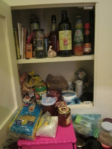 Pantry Saturation