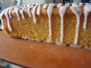 Orange Blossom Olive Oil Cake
